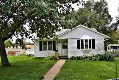 Plattsmouth Single Family Home For Sale: 819 Avenue C