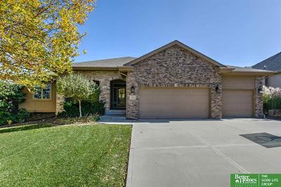 Omaha Single Family Home For Sale: 3217 S 184th Terrace