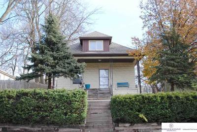 Omaha Single Family Home For Sale: 2307 N 65 Avenue