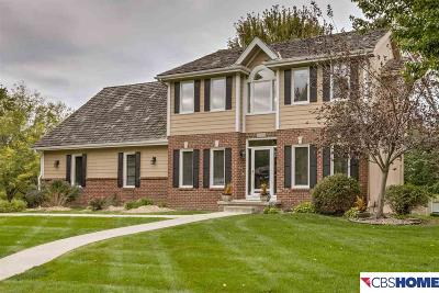 Omaha Single Family Home For Sale: 2028 S 182nd Avenue Circle