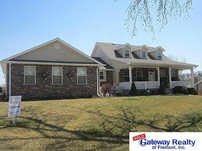 Fremont Single Family Home For Sale: 980 Co Rd W Lot T-1017 County Road