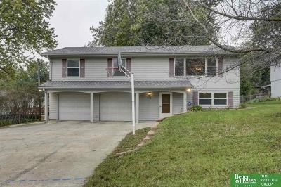 Omaha Single Family Home New: 2114 S 123rd Avenue