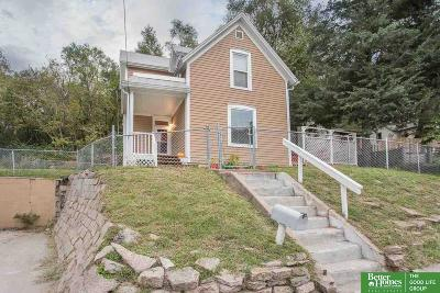Council Bluffs Single Family Home For Sale: 703 Madison Avenue