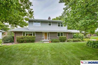 Omaha Single Family Home New: 8112 Manderson Circle