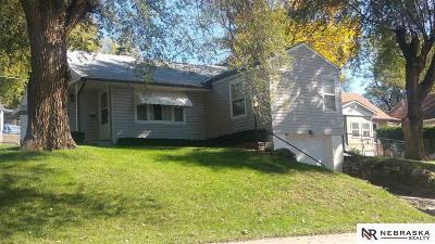 Omaha Single Family Home New: 6103 S 19 Street