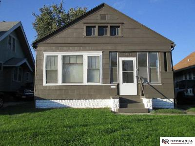 Omaha Single Family Home New: 2874 Whitmore Street