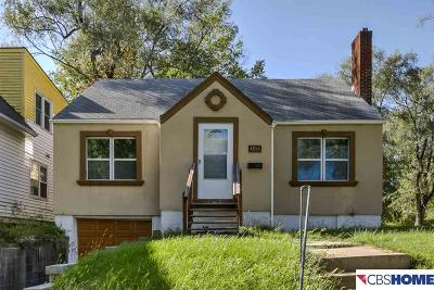 Omaha Single Family Home For Sale: 4744 N 38th Street