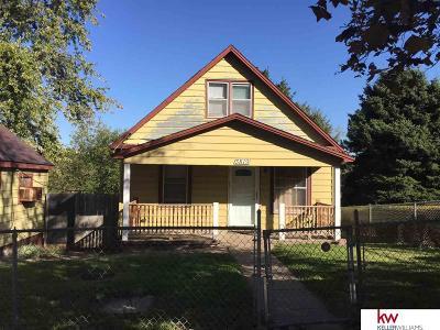 Omaha Single Family Home New: 3819 S 33 Street