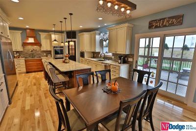 Bennington Single Family Home For Sale: 10202 N 182 Circle