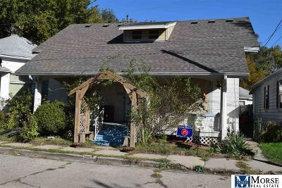 Council Bluffs Single Family Home For Sale: 313 Williams Street