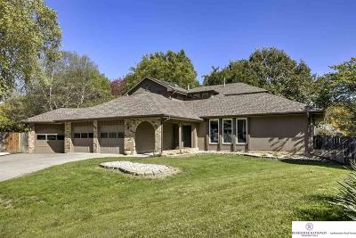 Omaha Single Family Home New: 5827 S 152 Avenue Circle