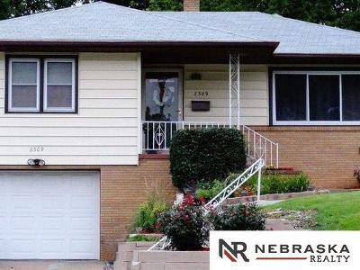 Omaha Single Family Home For Sale: 2309 S 50 Street