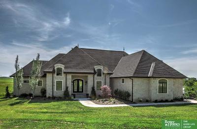 Gretna Single Family Home For Sale: 23182 Shiloh Drive