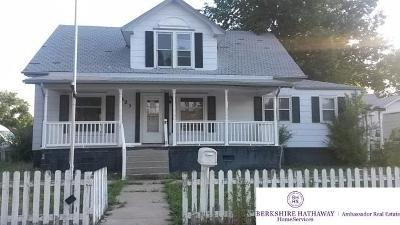 Single Family Home For Sale: 323 W B Street