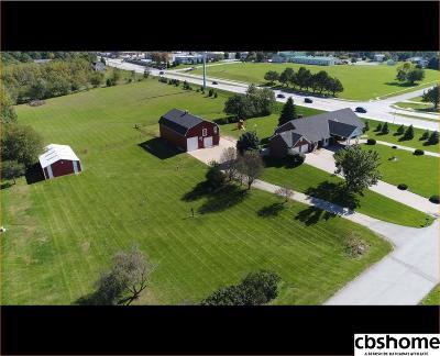 Omaha Single Family Home For Sale: 5145 S 184 Plaza