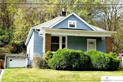 Council Bluffs Single Family Home For Sale: 510 Harrison Street
