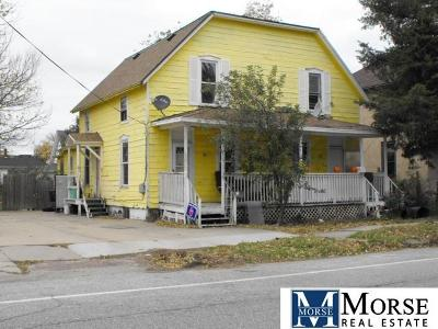 Council Bluffs Single Family Home For Sale: 210 N 6th Street