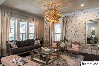 Omaha Single Family Home For Sale: 132 N 39 Street