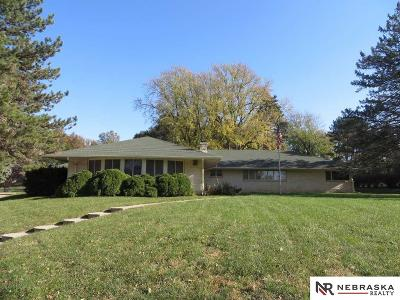 Omaha Single Family Home For Sale: 1721 S 86 Circle