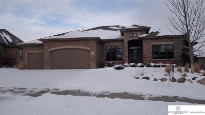 Omaha Single Family Home For Sale: 1215 S 200 Street