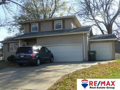 Papillion Single Family Home For Sale: 1113 Rousseau Court