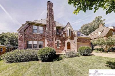Omaha Single Family Home For Sale: 2032 N 55 Street