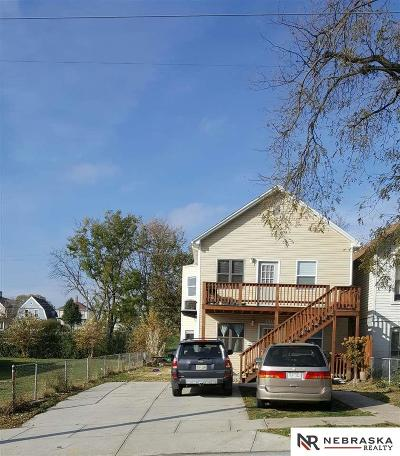 Omaha Multi Family Home For Sale: 830 S 21st Street