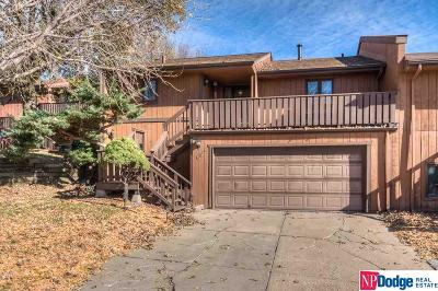 Omaha Condo/Townhouse For Sale: 7157 N 79 Plaza