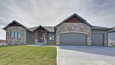 Elkhorn Single Family Home Model Home Not For Sale: 1317 S 208 Street