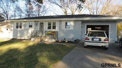 Saunders County Single Family Home For Sale: 1132 N Hickory Street