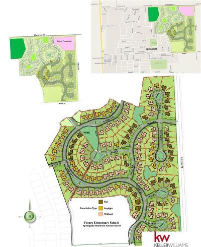 Springfield Residential Lots & Land For Sale: 1060 Lilac Circle