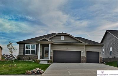 Bennington Single Family Home For Sale: 8103 N 158 Street