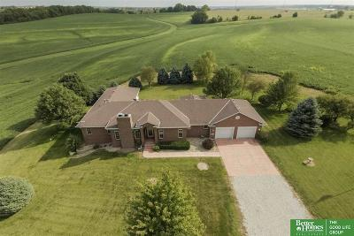 Papillion Single Family Home For Sale: 5551 Maass Road