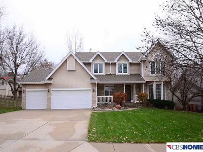 Omaha Single Family Home New: 15815 Jackson Drive