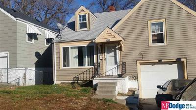Omaha Single Family Home For Sale: 3415 N 45 Street