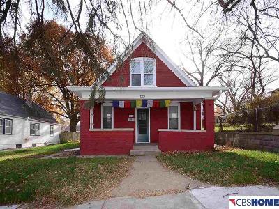 Omaha Single Family Home New: 4421 Pierce Street