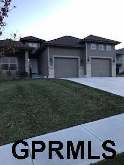Omaha Single Family Home New: 15471 Jaynes Circle