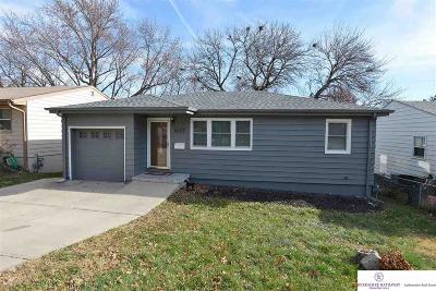 Omaha Single Family Home New: 6233 S 42 Street