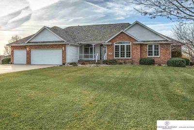 Omaha Single Family Home For Sale: 16621 Ridgemont Street