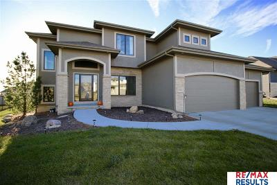 Omaha Single Family Home For Sale: 10640 S 189 Street