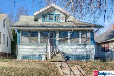 Omaha Single Family Home For Sale: 2726 N 49 Street