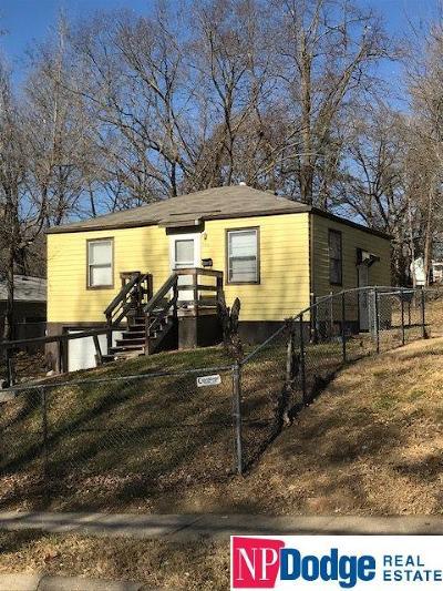 Omaha Single Family Home For Sale: 3946 Hartman Avenue