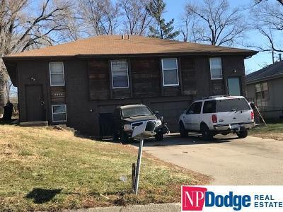Omaha Multi Family Home For Sale: 4545/4547 N 63rd Street