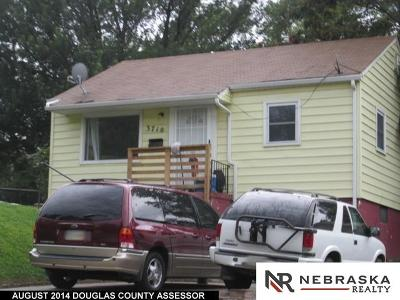 Omaha Single Family Home For Sale: 3710 N 36 Street