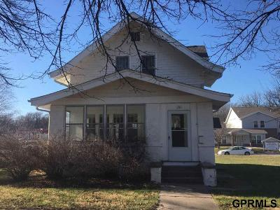 Saunders County Single Family Home For Sale: 1261 N Broadway Street