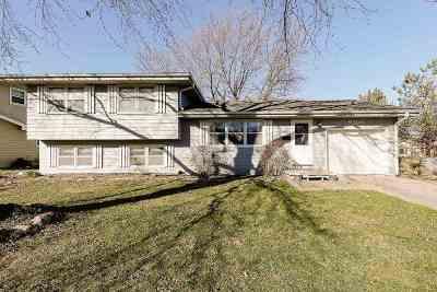 Omaha Single Family Home For Sale: 9306 Mockingbird Drive
