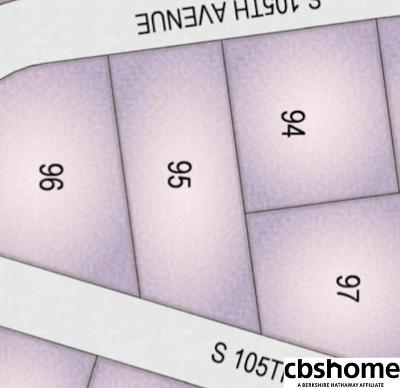 Papillion Residential Lots & Land For Sale: 10113 S 105th Street