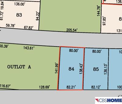 Papillion Residential Lots & Land For Sale: 7561 Swallowtail Street