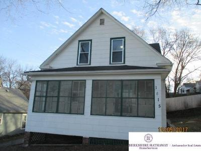 Omaha Single Family Home New: 1415 Center Street
