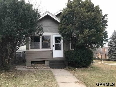 Omaha Single Family Home New: 3158 N 47 Avenue